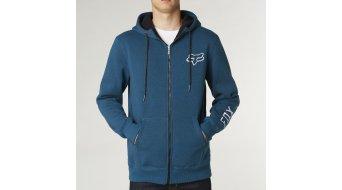 FOX Bond Sherpa felpa zip con cappuccio uomini- felpa zip con cappuccio Zip Hoodie . blue steel