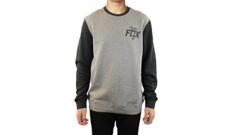 FOX Knockout sweatshirt uomini-sweatshirt Crew mis. S black
