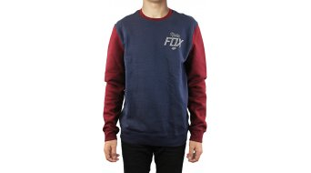 FOX Knockout sweatshirt uomini-sweatshirt Crew .