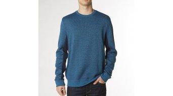FOX Twisted sweatshirt uomini-sweatshirt Crew . blue