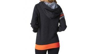 Fox Cauz Kapuzenpullover Damen-Kapuzenpullover Hoodie Gr. XL black