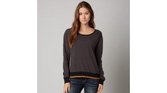 Fox Perimeter Sweatshirt Damen-Sweatshirt Crew Gr. XL black vintage