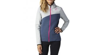 Fox Persuade Sweatjacke Señoras-Sweatjacke Track Jacket heather navy