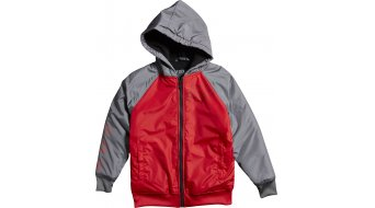 Fox Contra Kapuzenjacke Kinder-Kapuzenjacke Youth Zip Hoodie Gr. YL red