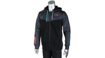 Fox Rotated chaqueta sudadera con capucha Caballeros-chaqueta sudadera con capucha Zip Hoodie