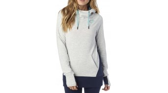 Fox Eager jersey de capucha Señoras-jersey de capucha Hoodie tamaño L light heather grey