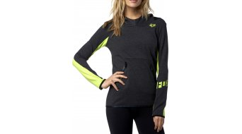 Fox Flexair Kapuzenpullover Damen-Kapuzenpullover Hoodie heather black