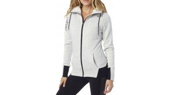 FOX Objective Sherpa kapucnis kabát női-kapucnis kabát Zip kapucnis pulóver Méret L light heather grey