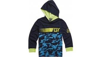 Fox Frontenac jersey de capucha niños-jersey de capucha Youth Hoodie indigo