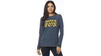 Fox MOTO X Crew Fleece Sweatshirt 女士 型号