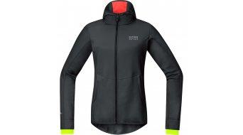 GORE Bike Wear Element chaqueta sudadera con capucha Señoras-chaqueta sudadera con capucha Windstopper Soft Shell Zip Hoodie Lady