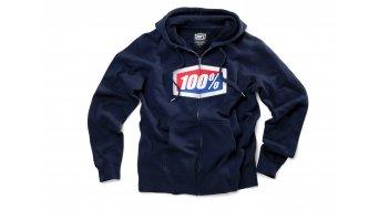 100% Official chaqueta sudadera con capucha Zip Hoody