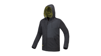iXS The Atherton Hoody veste à capuche taille anthracite