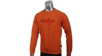 Maloja AlvaroM. Sweat shirt amber