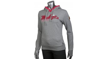 Maloja AttiqM. Kapuzen shirt ladies-Kapuzen shirt Sweat Hoody size L grey melange
