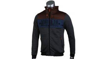 Maloja TschadM. Kapuzen jacket men-Kapuzen jacket Fleece Jacket size XL moonless