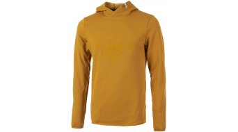 Maloja CraterM. Fleece sweat à capuche hommes-sweat à capuche Hoodie taille M mustard- Sample