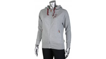 Maloja WhitecityM. Hooded Sweat felpa zip da donna con cappuccio Zip Hoodie .