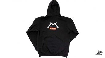 Marzocchi Hooded Sweatshirt schw. Freizeit,