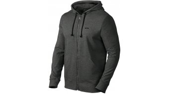 Oakley Pennycross 4.0 felpa zip da uomo con cappuccio mis. M jet black