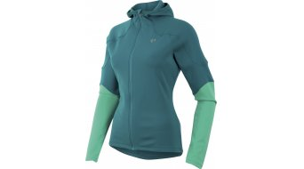 Pearl Izumi Elite Thermal sweat à capuche femmes-sweat à capuche Zip Hoodie taille S deep lake/gumdrop