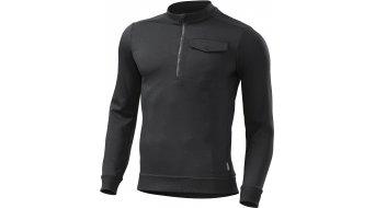 Specialized Utiliy Sweatshirt Herren-Sweatshirt DriRelease Merino black