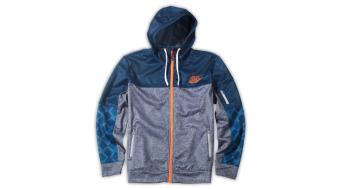 Troy Lee Designs Tracker chaqueta sudadera con capucha Caballeros-chaqueta sudadera con capucha Zip Hoodie tamaño M gray Mod. 2015