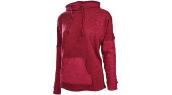 Troy Lee Designs Spokes Kapuzenpullover Damen-Kapuzenpullover Hoodie maroon