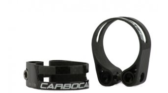 Carbocage carbon seat clamp