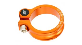 Straitline Bolzen Sattelklemme 34.9mm orange