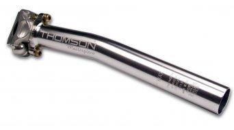Thomson Masterpiece Setback Sattelstütze 16mm-SB silber