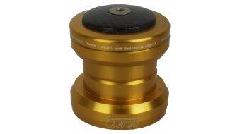 Tune Bobo Steuersatz 1 1/8 gold inkl. Carbon-Deckel & GumGum (EC34/28.6 | EC34/30)