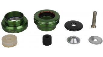 Tune Bobo Steuersatz 1 1/8 grün inkl. Carbon-Deckel & GumGum (EC34/28.6 | EC34/30)