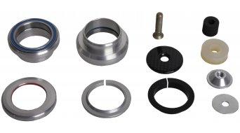 Tune Bobo Steuersatz 1 1/8 silber inkl. Carbon-Deckel & GumGum (EC34/28.6 | EC34/30)