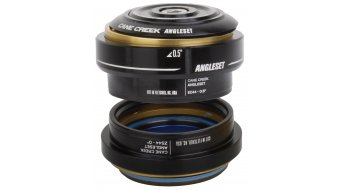 Cane Creek AngleSet Steuersatz 0.5/1.0° Kit black (EC44/28.6 | ZS44/30)
