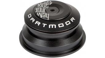 Dartmoor Astro Tapered dirección semi-integrado negro (ZS44/28.6 ZS56/40)