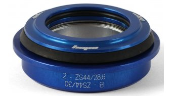 Hope Top 2 Steuersatzschale oben integral blue (ZS44/28.6)