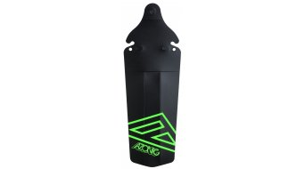 Azonic Splatter Sattel Fender Spritzschutz black/fluo green Mod. 2016