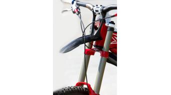 Crud Products Fast Fender DH guardabarros con soporte para manillar