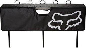 Fox Tailgate protector de escotilla de carga negro