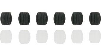 Jagwire tubo Top Mini cable de cambio y/o freno protector de cuadros (6 uds.)
