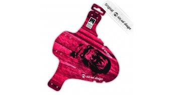 Riesel Design schlamm:PE Schutzblech Spritzschutz 26 - 29