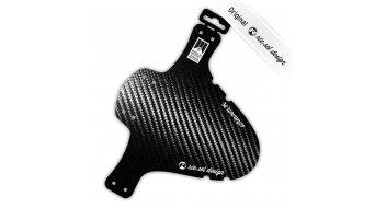 Riesel diseño barro:PE guardabarros rueda delantera guardabarros 26- 29