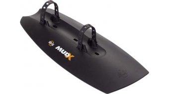 SKS paraspruzzi Mud-X montaggio am tubo inferiore, plastica, nero
