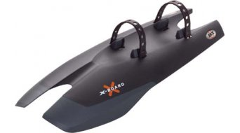 SKS guardabarros X-Board montaje en tubo inferior materia plástica negro(-a)