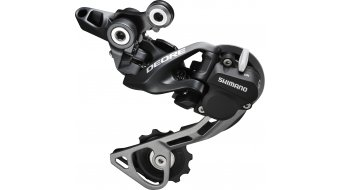 Shimano Deore RD-M615 Shadow Plus cambio trasero Top-Normal jaula (Direct-Mount compatible) (Embalaje RETAIL)