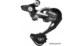 Shimano SLX cambio Shadow Top-Normal 10 vel. gabbia media RD-M670 GS (imballo originale)