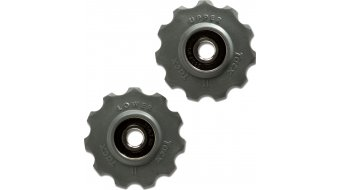 Tacx 后拨链器小滚轮 Shimano 9-/10-/11速 11 齿 不锈钢-轴承 T4065