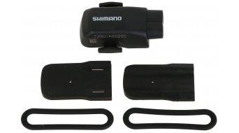Shimano Di2 发射器 I-EWWU101 ANT+/Bluetooth (D-FLY) 安装 超过 Sitzstrebe (Befestigungsband)