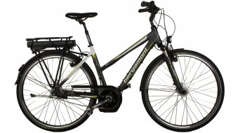 Bergamont E-Line C-N8 ladies E- bike grey/white matt 2012